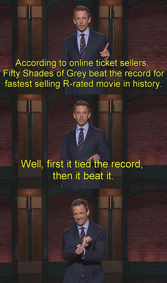 funny-Seth-Meyers-50-Shades-theater