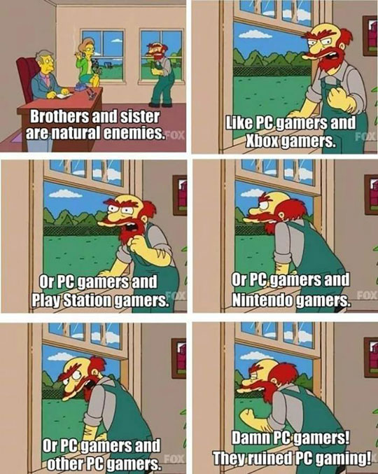funny-Simpsons-PC-gamers-enemies-Willy