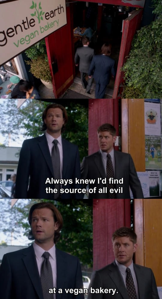 Dean Winchester Is My Man