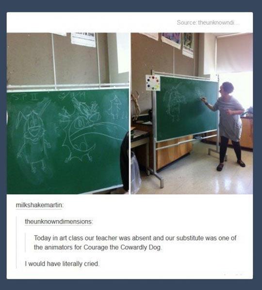 funny-art-class-teacher-animator-Courage