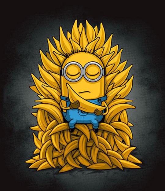 funny-banana-throne-minion