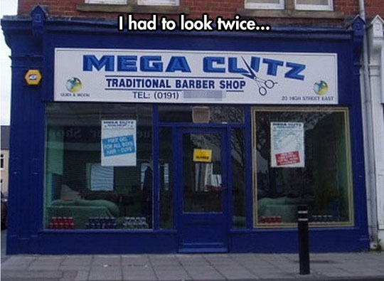 Careful With That Font