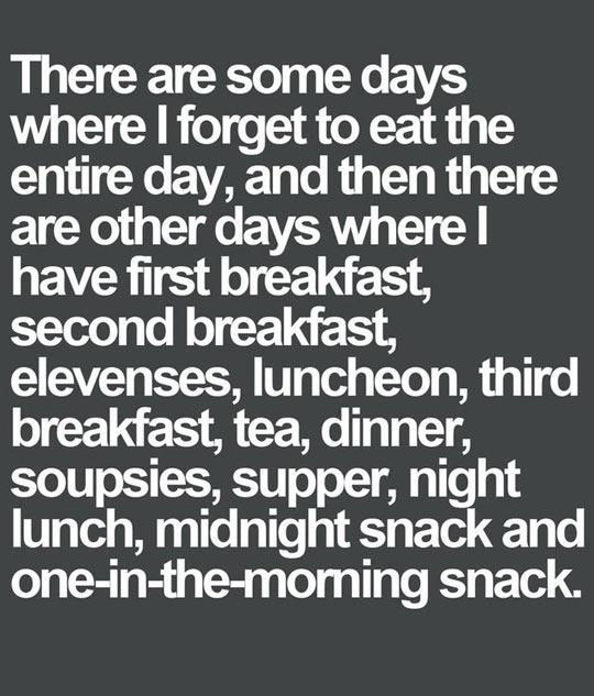 Everyone Has Those Days