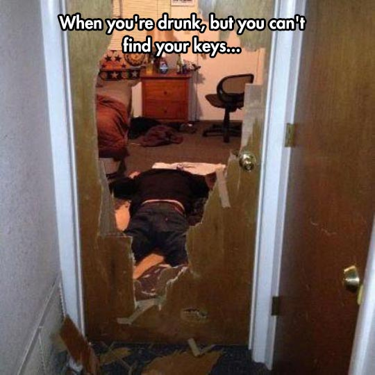 Never Inviting Bruce Banner For A Drink Again