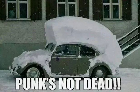 funny-car-punk-hairstyle-snow