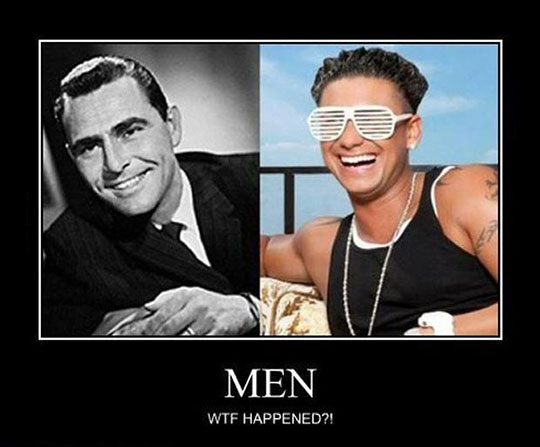 Generations Change People