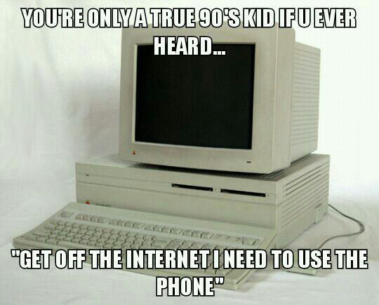 The Problems We Used To Deal With