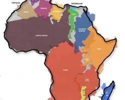 Africa Is Huge