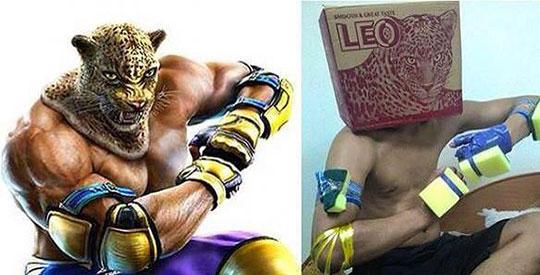 The Best Tekken Cosplay