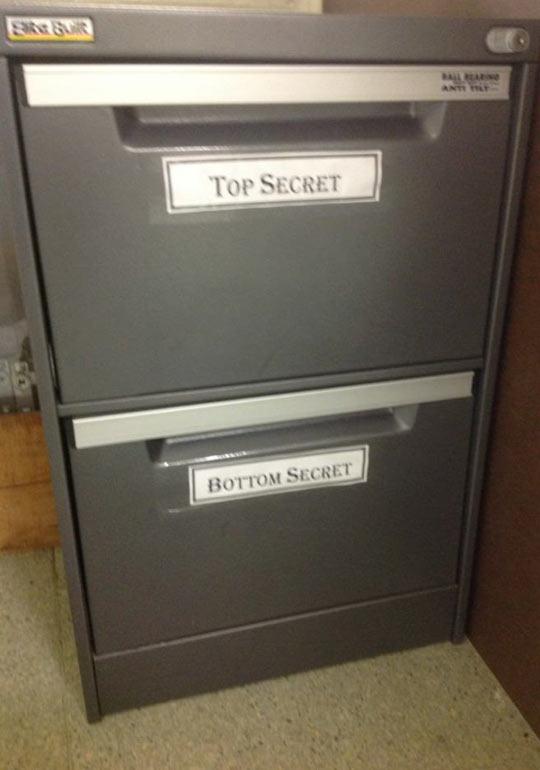 Two Kinds Of Secrets