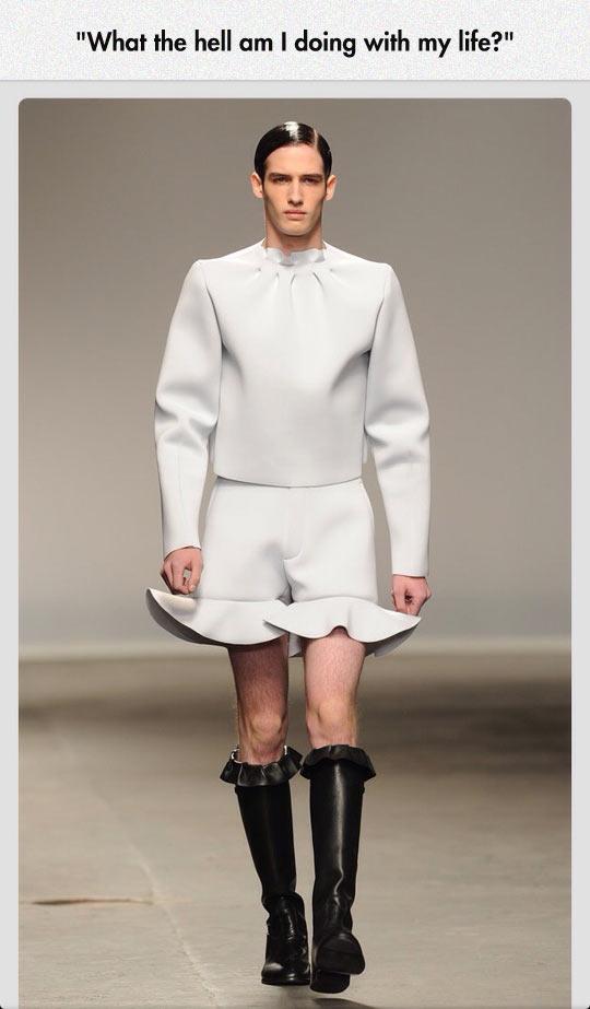 Fashion, You Shouldn