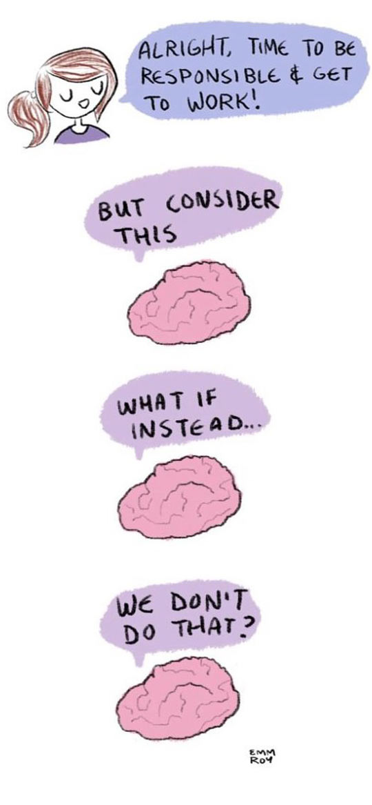 funny-girl-work-responsible-brain-lazy