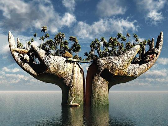 The Hands Of The Ocean