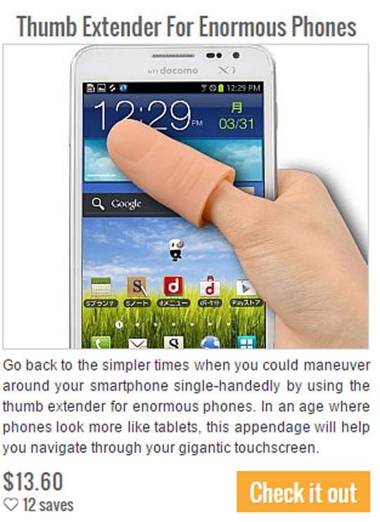 funny-long-plastic-finger-giant-phones