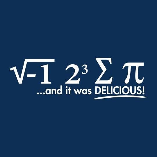 Math Makes Me Hungry
