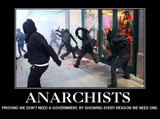 Thank The Anarchists Of The World