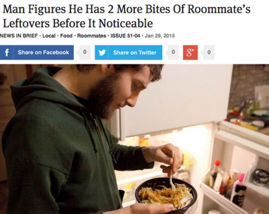 funny-roommate-news-title-leftovers