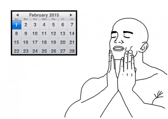 funny-satisfaction-February-calendar-perfect