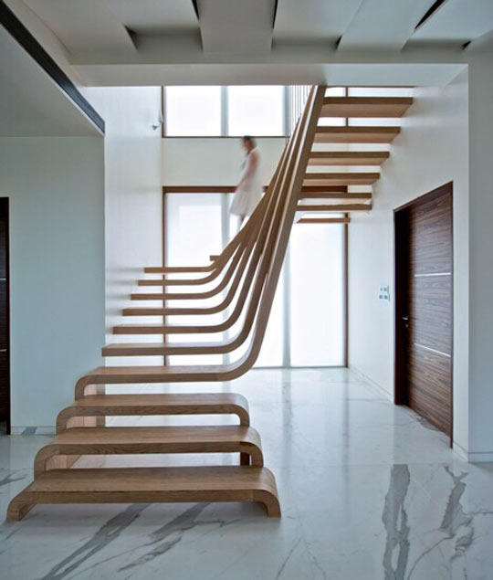 funny-staircase-wood-home-design