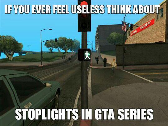 Never Feel Useless