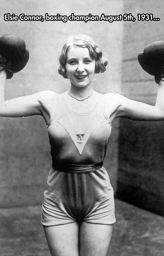 funny-woman-boxing-Elsie-Connor