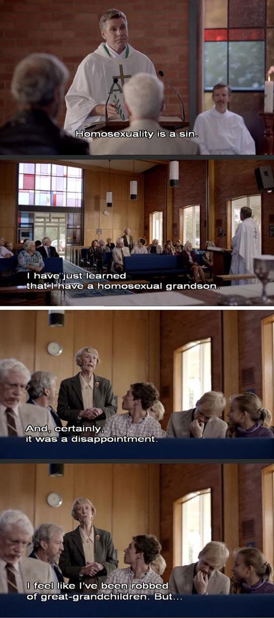 funny-woman-church-gay-sin