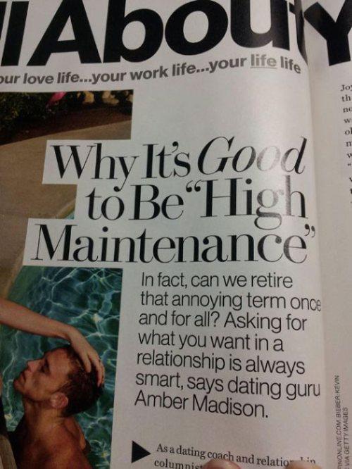 mag-advice-high-maintenance