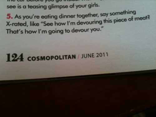 magazine-advice-cosmo-meat
