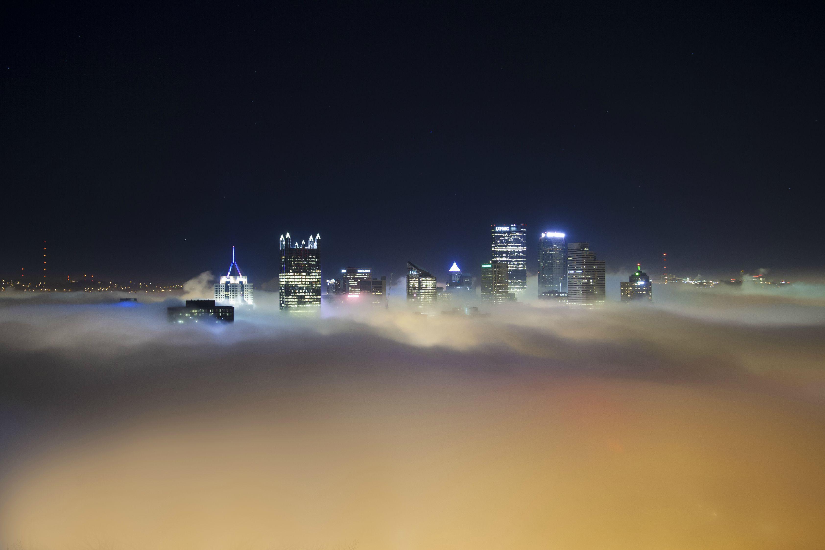 Pittsburgh Last Night