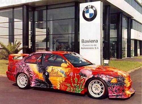 car-art-tucan