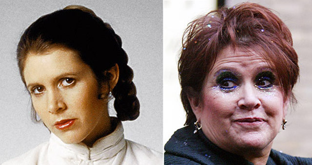 celebrities-then-and-now-carrie-fisher