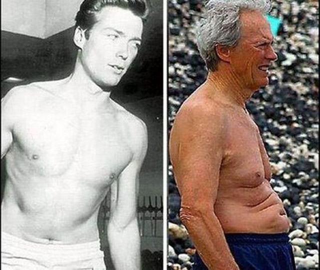 celebrities-then-and-now-clint-eastwood
