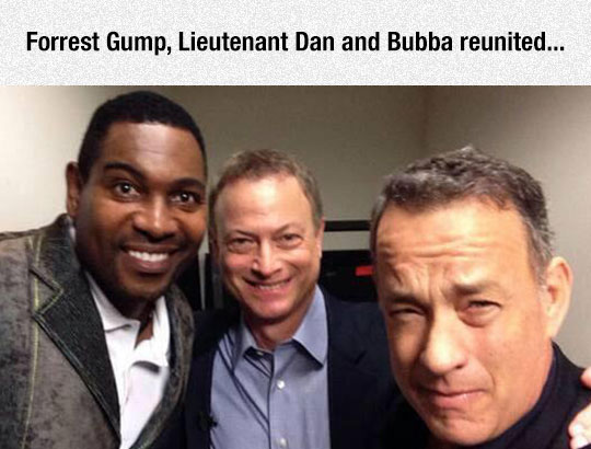 forrest gump one of the best american movies ever produced Forrest gump is a 1994 comedy-drama movie starring tom  the one also named forrest,  it's often said forrest gump and jenny reflect two sides of american.