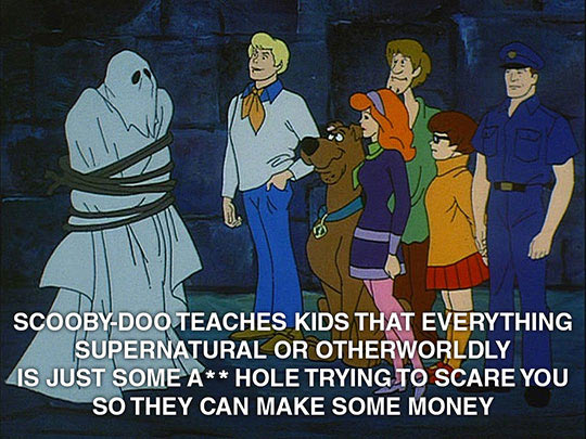 The Importance Of Scooby-Doo