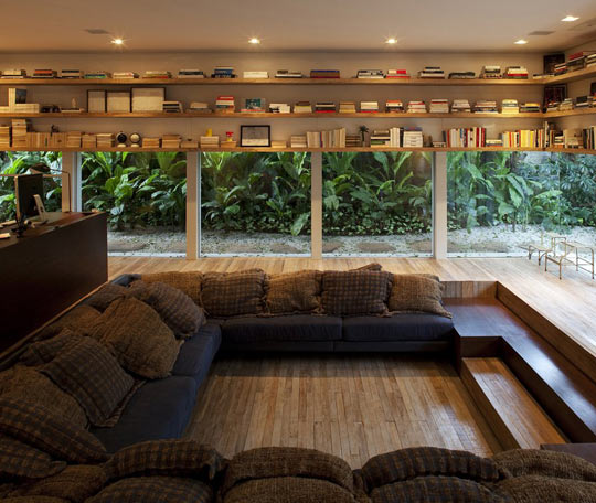 I Want This Reading Room