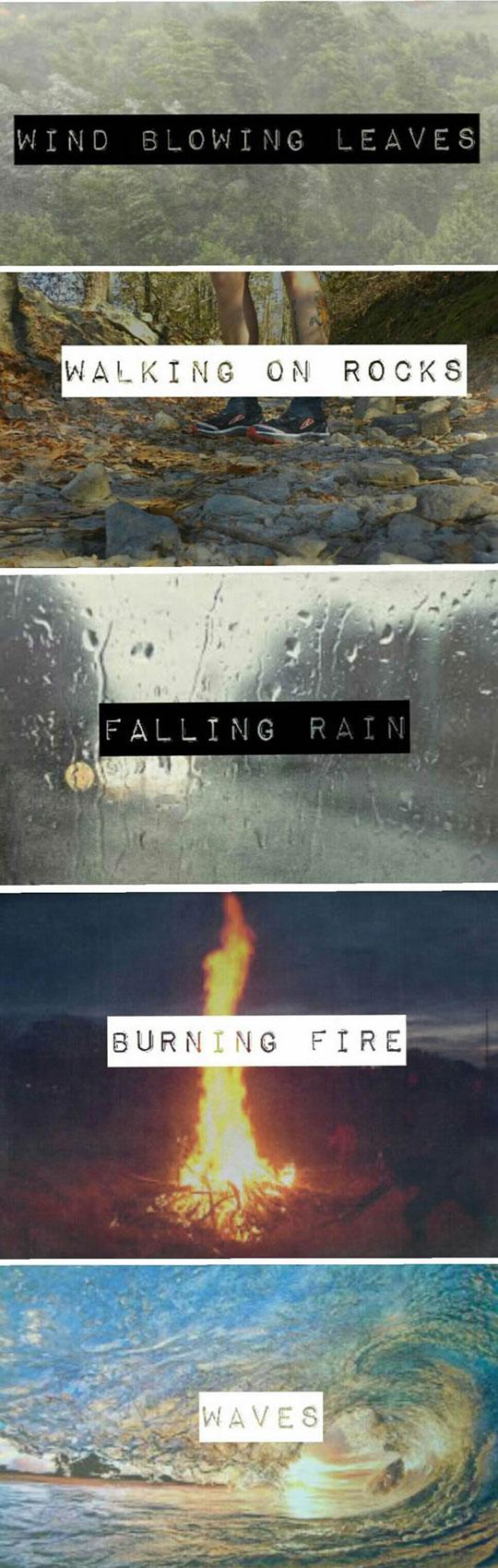 cool-sounds-rocks-leaves-rain