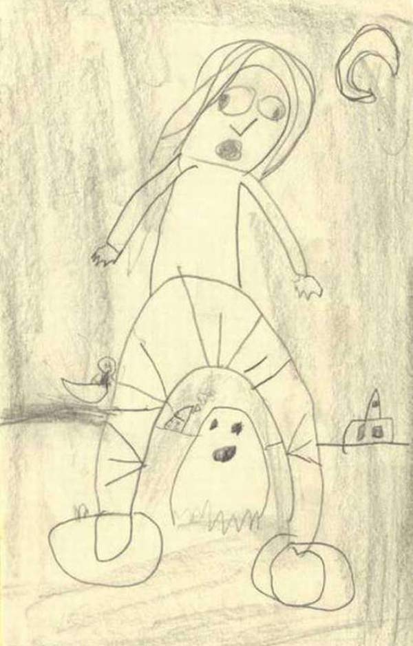 creepy-kids-drawings-ghost-legs