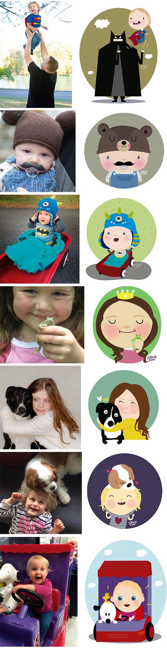 cute-kids-photographs-cartoon-cool