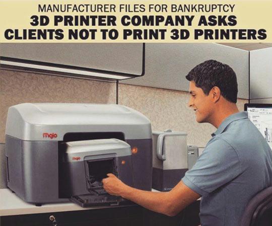 3D Printer Manufacturer
