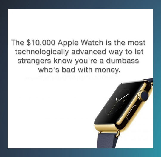 What I Think About The Apple Watch