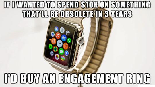Feelings On Apple Watch