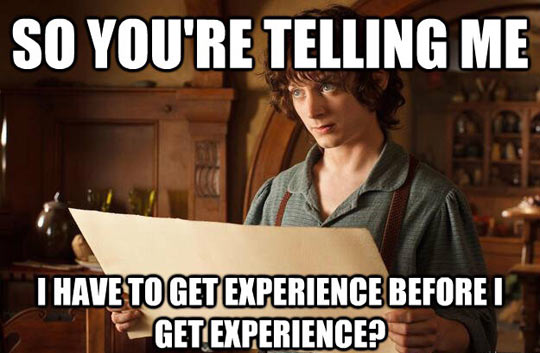 funny-Frodo-map-quote-job-experience
