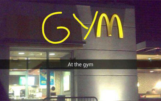 funny-Gym-McDonalds-fake-drawing