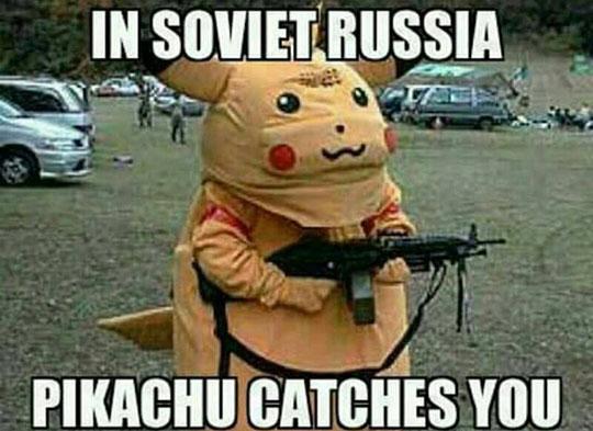 Russian Pokemon