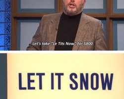 SNL 40th Anniversary Special: Celebrity Jeopardy