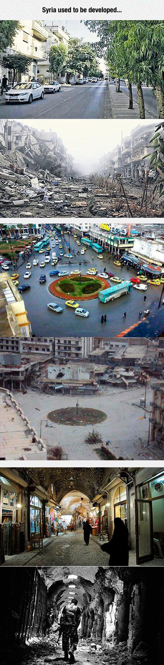 funny-Syria-city-street-war-destroyed