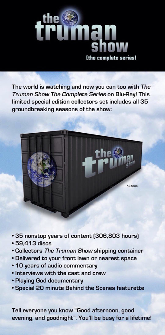 The Truman Show The Complete Series