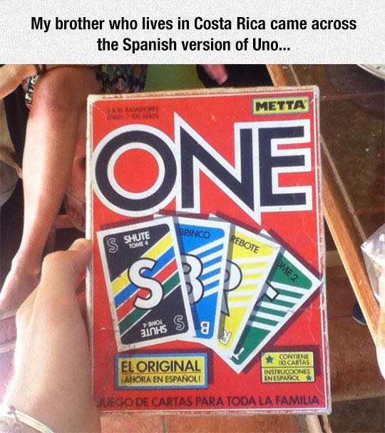 The Original UNO