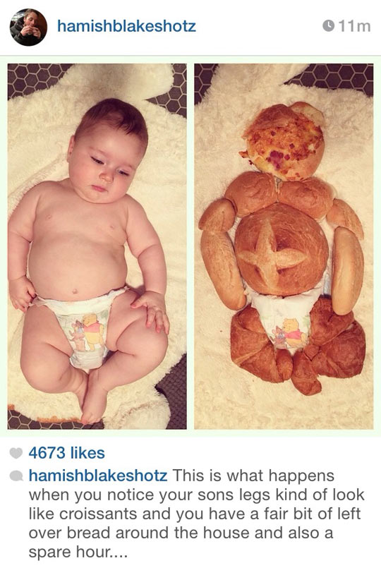 That Baby Is So Cute I Could Just Eat It