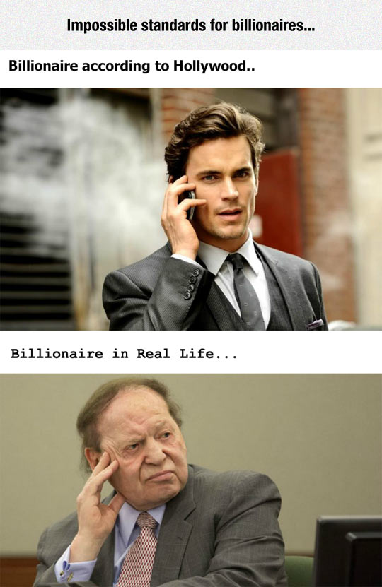 Real Billionaires
